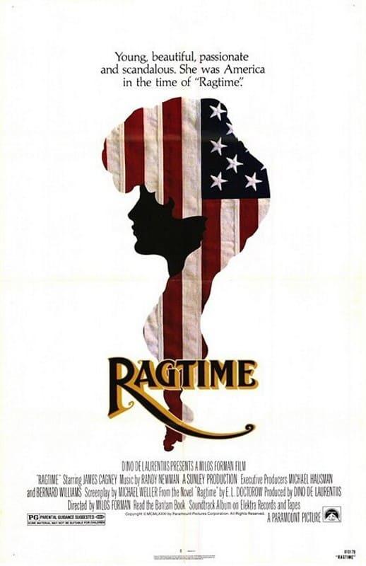 Постер фильма Регтайм 1981