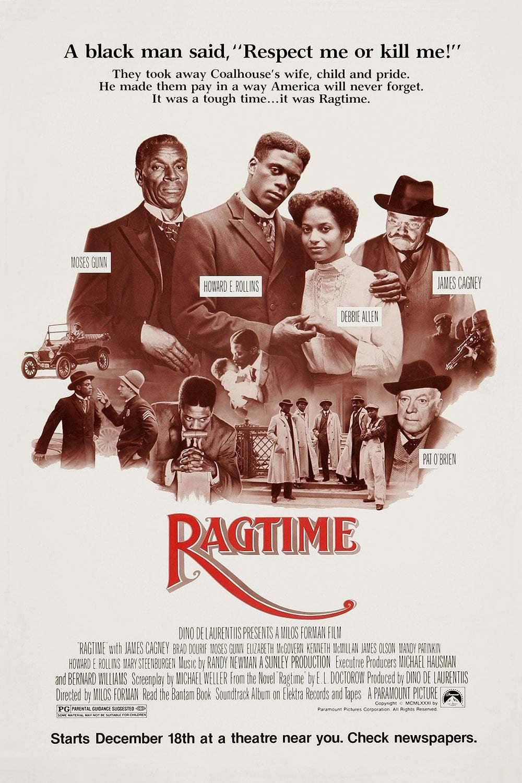 Постер фильма Регтайм Ragtime 1981
