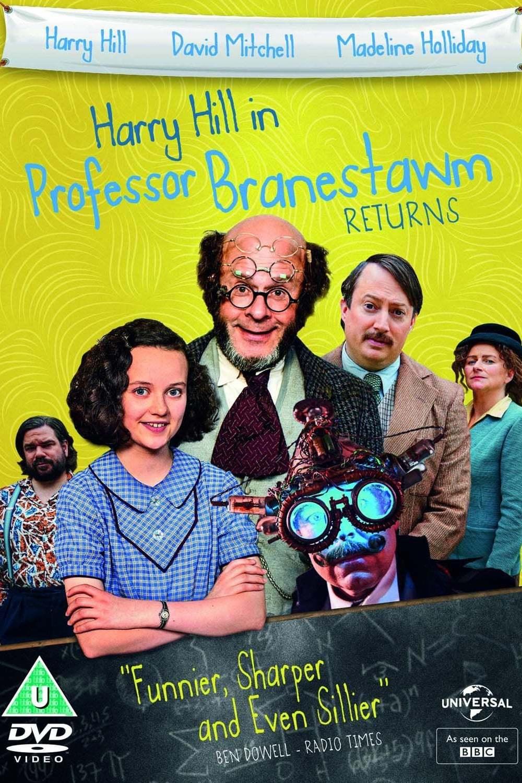 Постер фильма Professor Branestawm Returns 2015