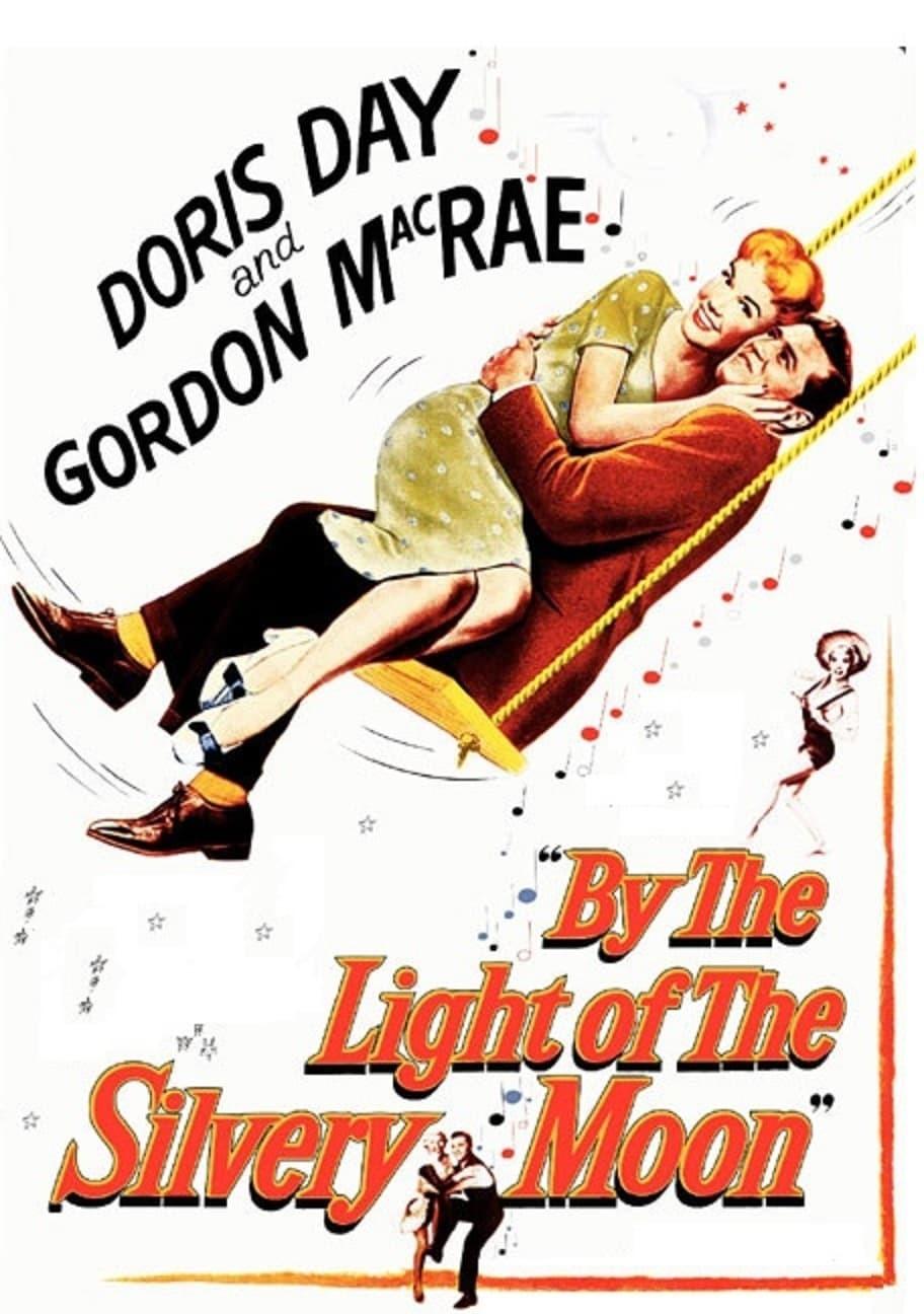 Постер фильма В свете серебристой луны 1953