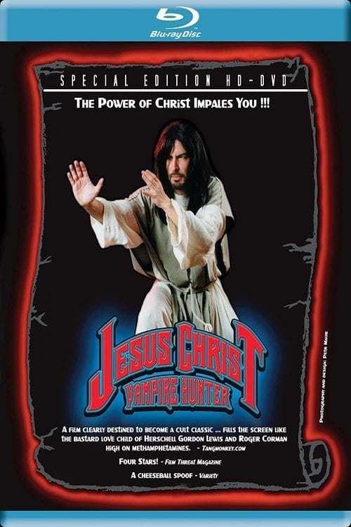 Постер фильма Иисус Христос – охотник на вампиров 2001