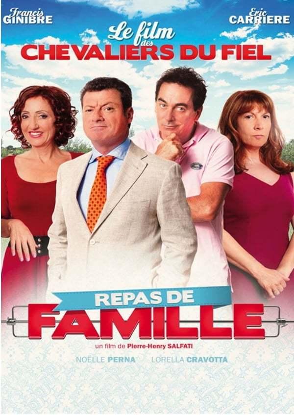 Постер фильма Семейный обед 2014
