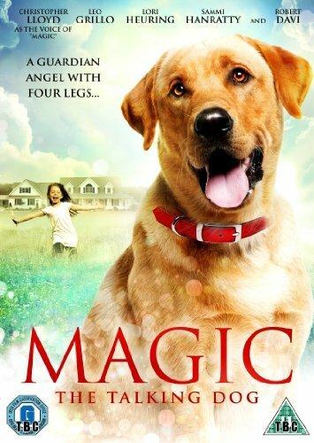 Постер фильма Маг: Говорящий пёс 2010