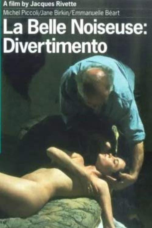 Постер фильма Дивертисмент 1992