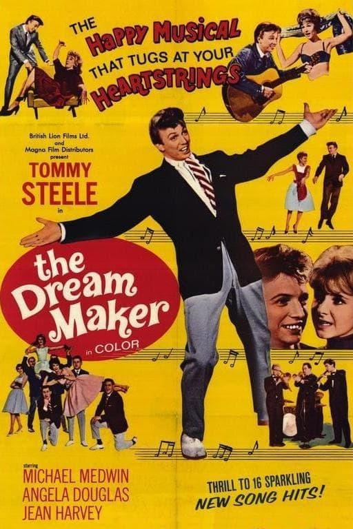 Постер фильма It's All Happening 1963