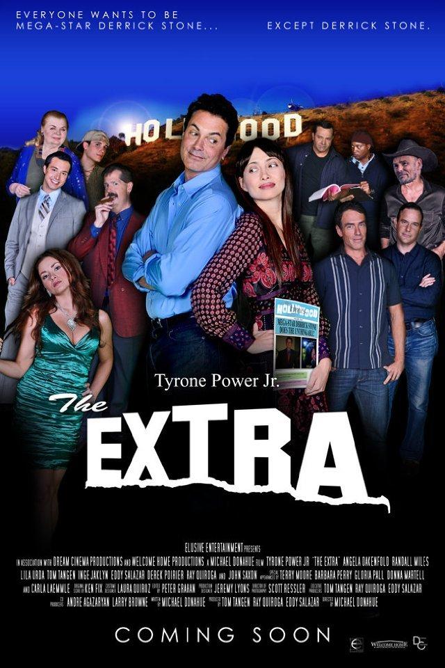 Постер фильма The Extra 2017