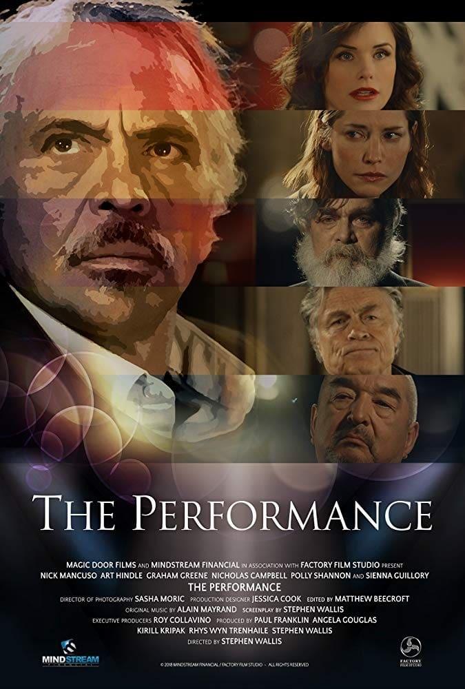 Постер фильма The Performance 2017