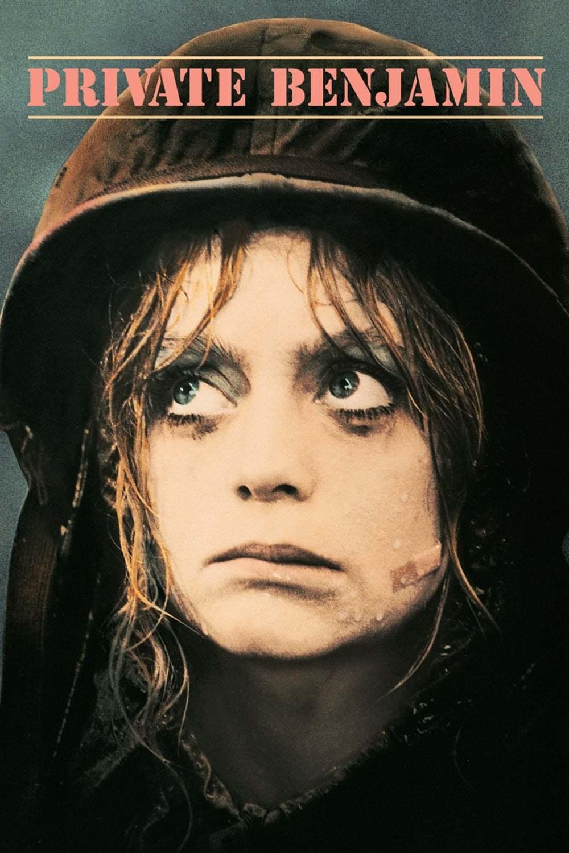 Постер фильма Рядовой Бенджамин Private Benjamin 1980
