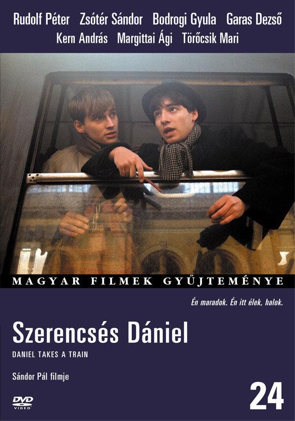 Постер фильма Счастливчик Даниель 1985