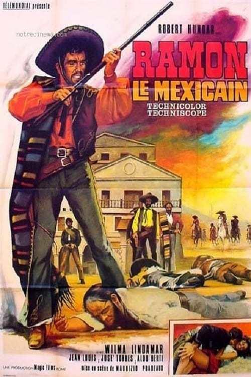 Постер фильма Рамон – мексиканец 1966