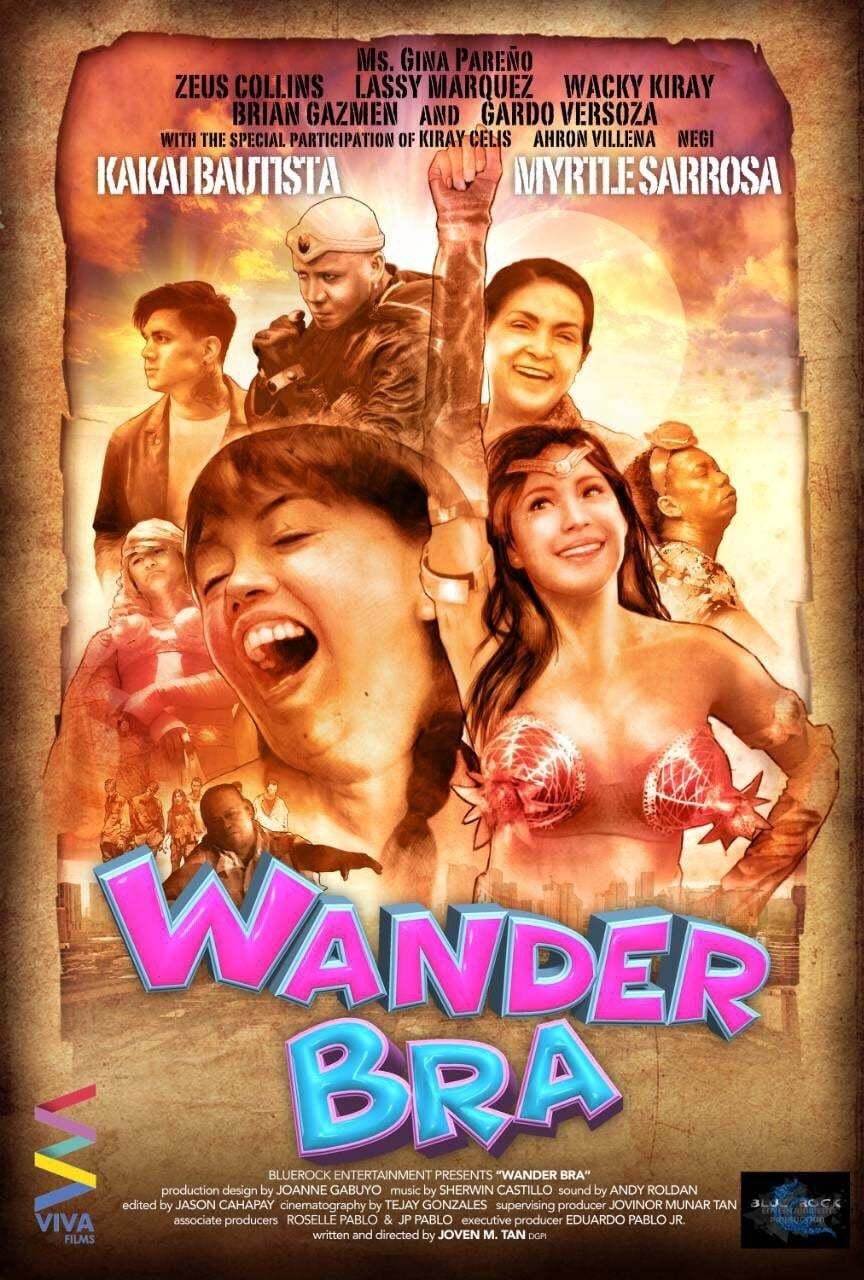 Постер фильма Wander Bra 2018