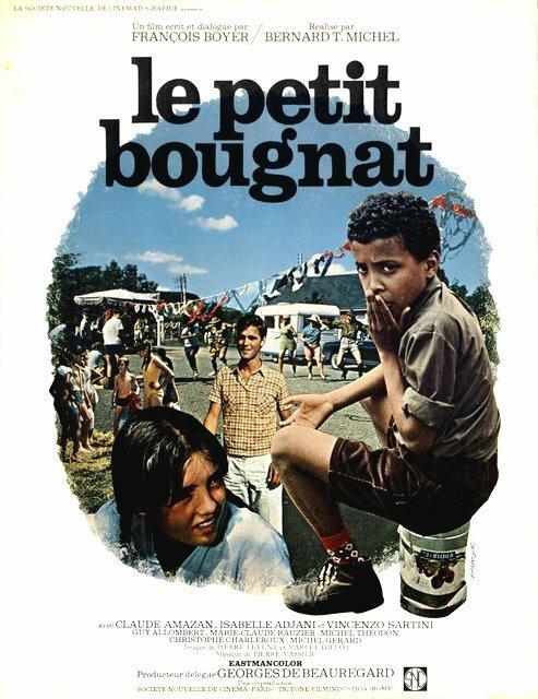 Постер фильма Маленький угольщик 1969