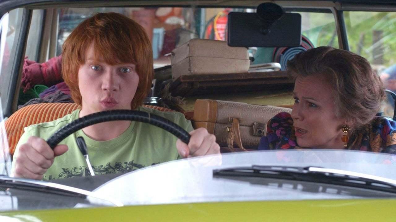 Кадры из фильма Уроки вождения Driving Lessons 2006