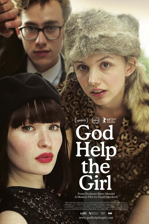 Постер фильма Боже, помоги девушке 2014