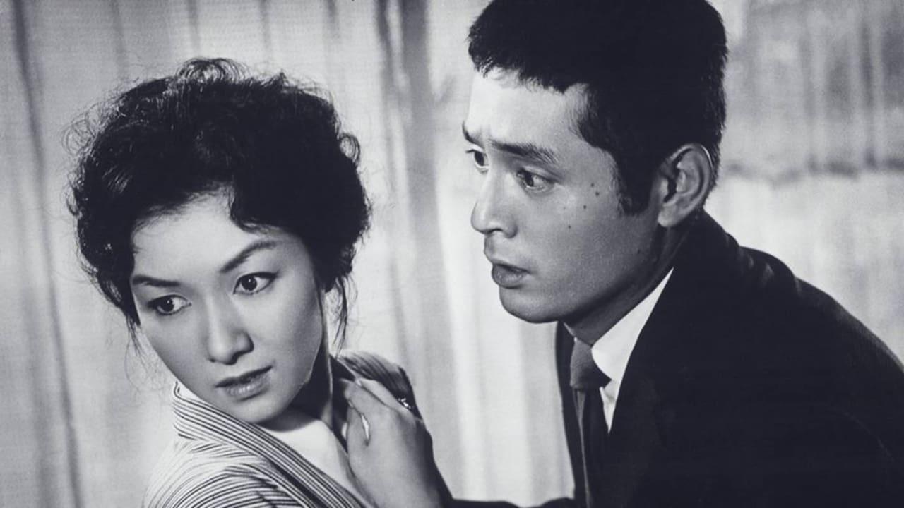 Кадры из фильма Когда женщина поднимается по лестнице Onna ga kaidan wo agaru toki 1960
