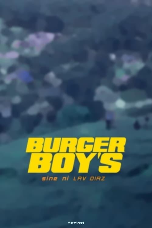 Постер фильма  Burger Boys 1999