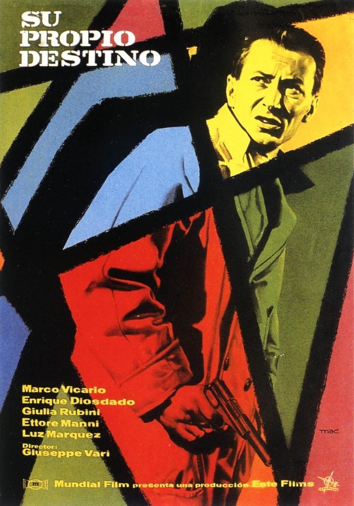Постер фильма Giovane canaglia 1958