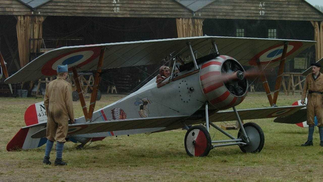 Кадры из фильма Эскадрилья «Лафайет» Flyboys 2006