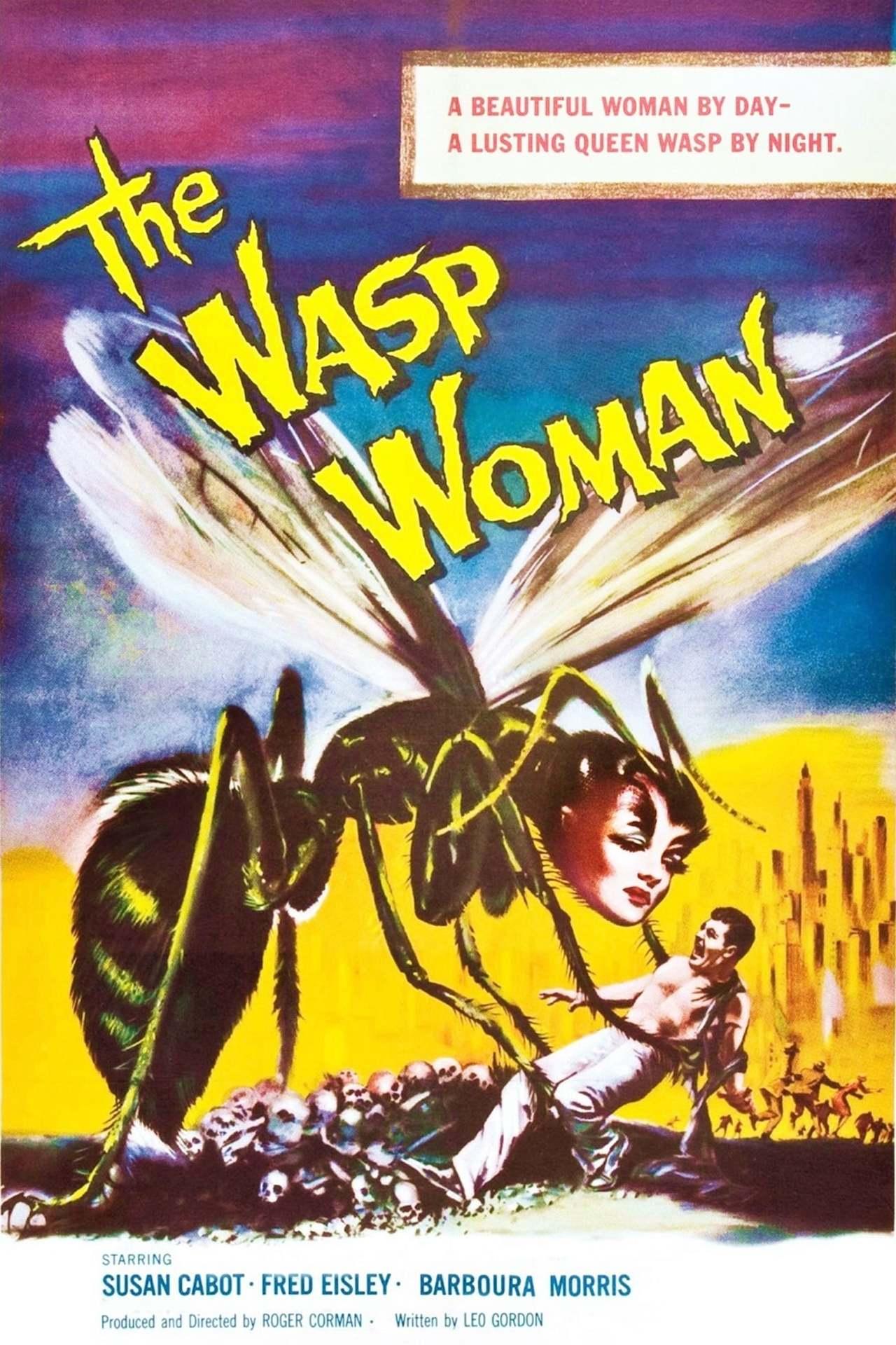 Постер фильма Женщина-оса 1959
