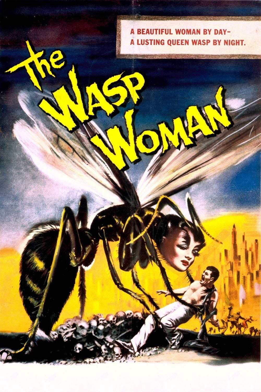 Постер фильма Женщина-оса The Wasp Woman 1959