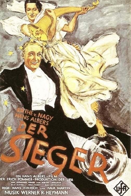 Постер фильма Победитель 1932