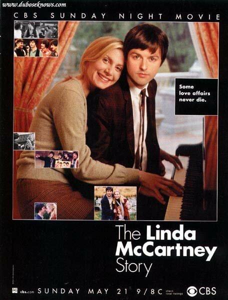 Постер фильма История Линды Маккартни 2000