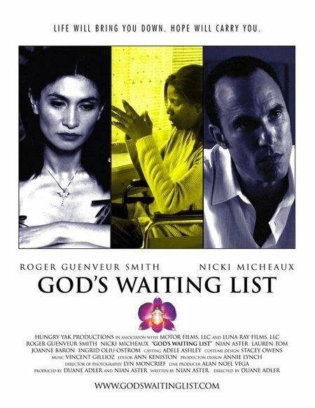Постер фильма God's Waiting List 2006