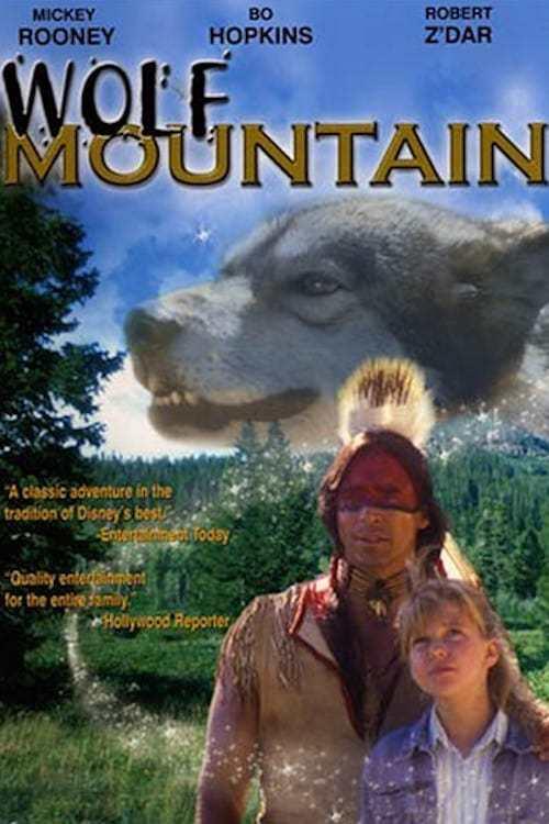 Постер фильма Легенда волчьей горы 1992
