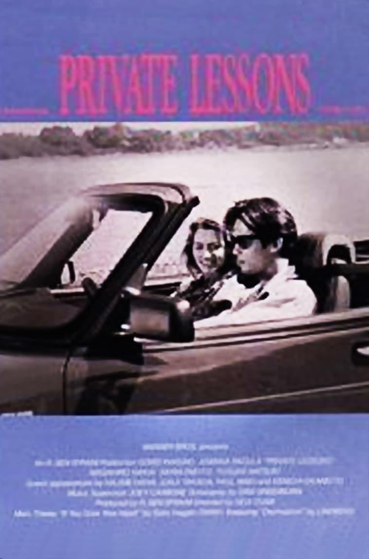 Постер фильма Частные уроки 1993