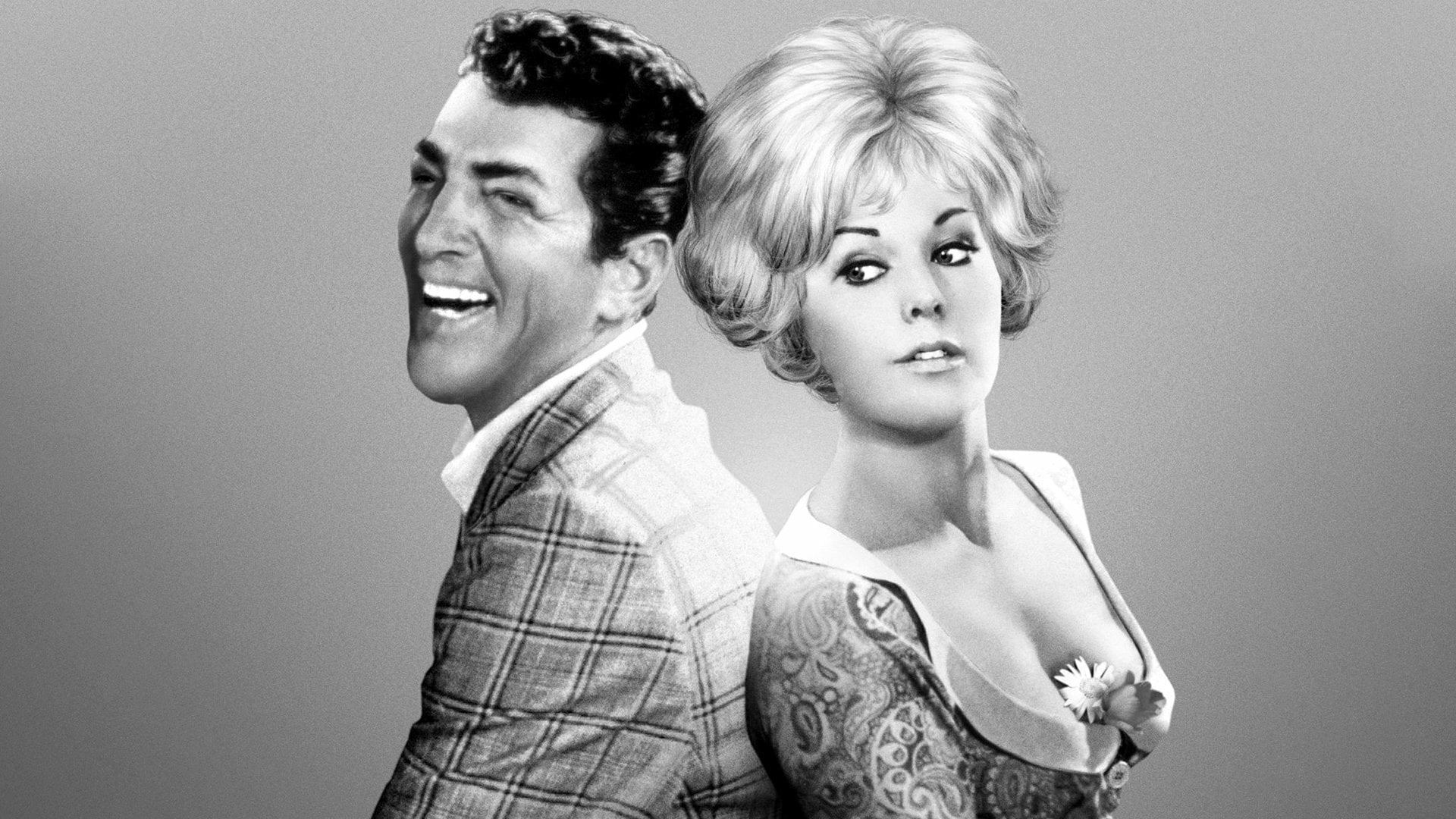 Кадры из фильма Поцелуй меня, глупенький Kiss Me, Stupid 1964