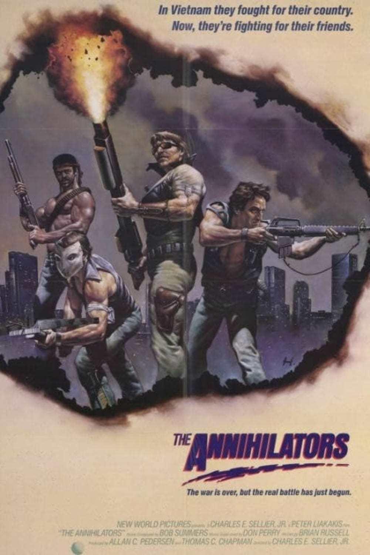 Постер фильма Разрушители The Annihilators 1985
