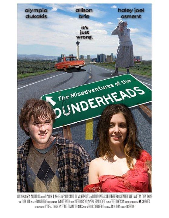 Постер фильма Misadventures of the Dunderheads 2012