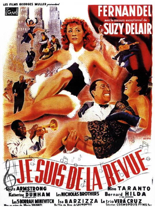 Постер фильма Удар и ответ 1950