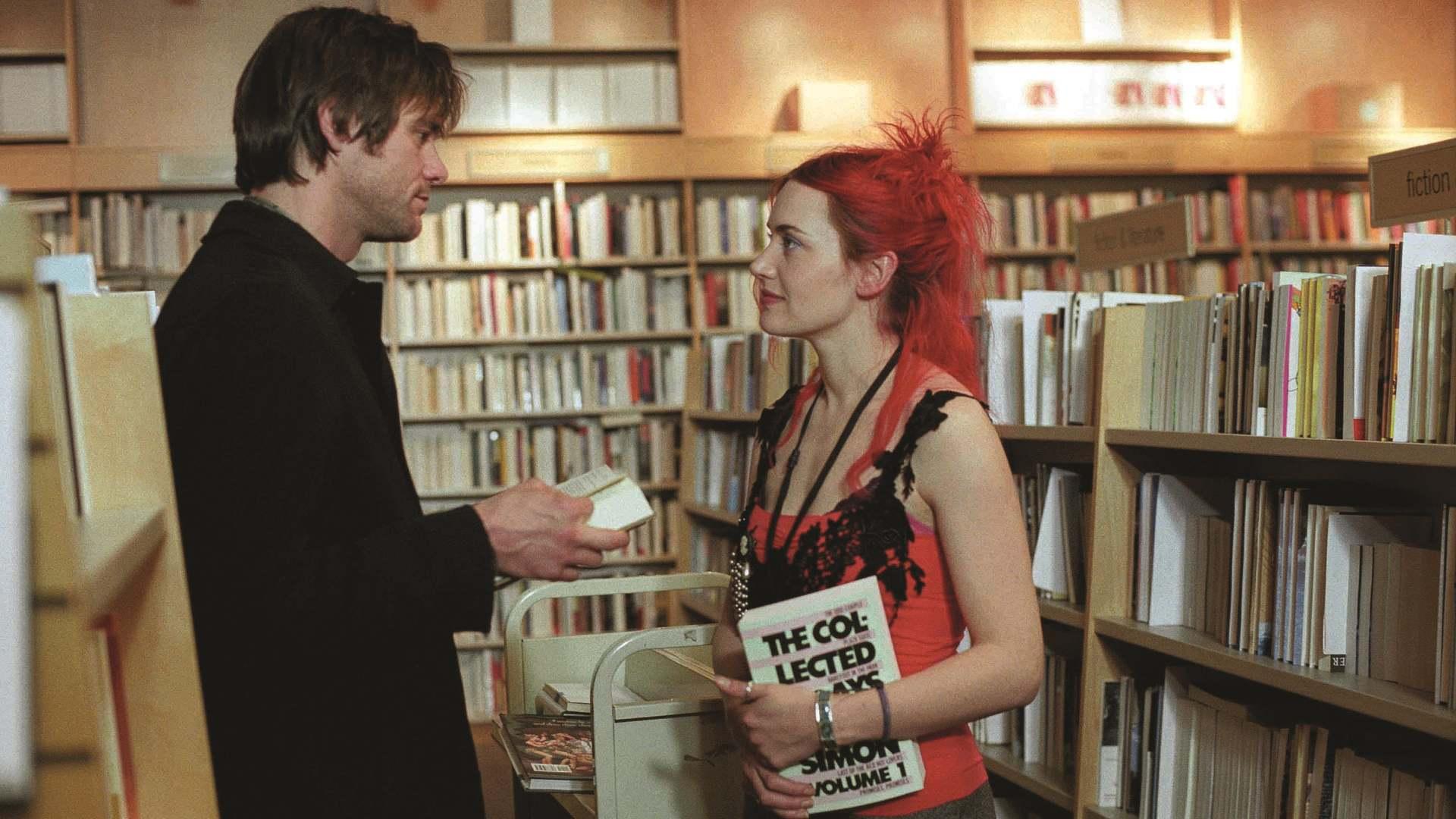 Кадры из фильма Вечное сияние чистого разума Eternal Sunshine of the Spotless Mind 2004