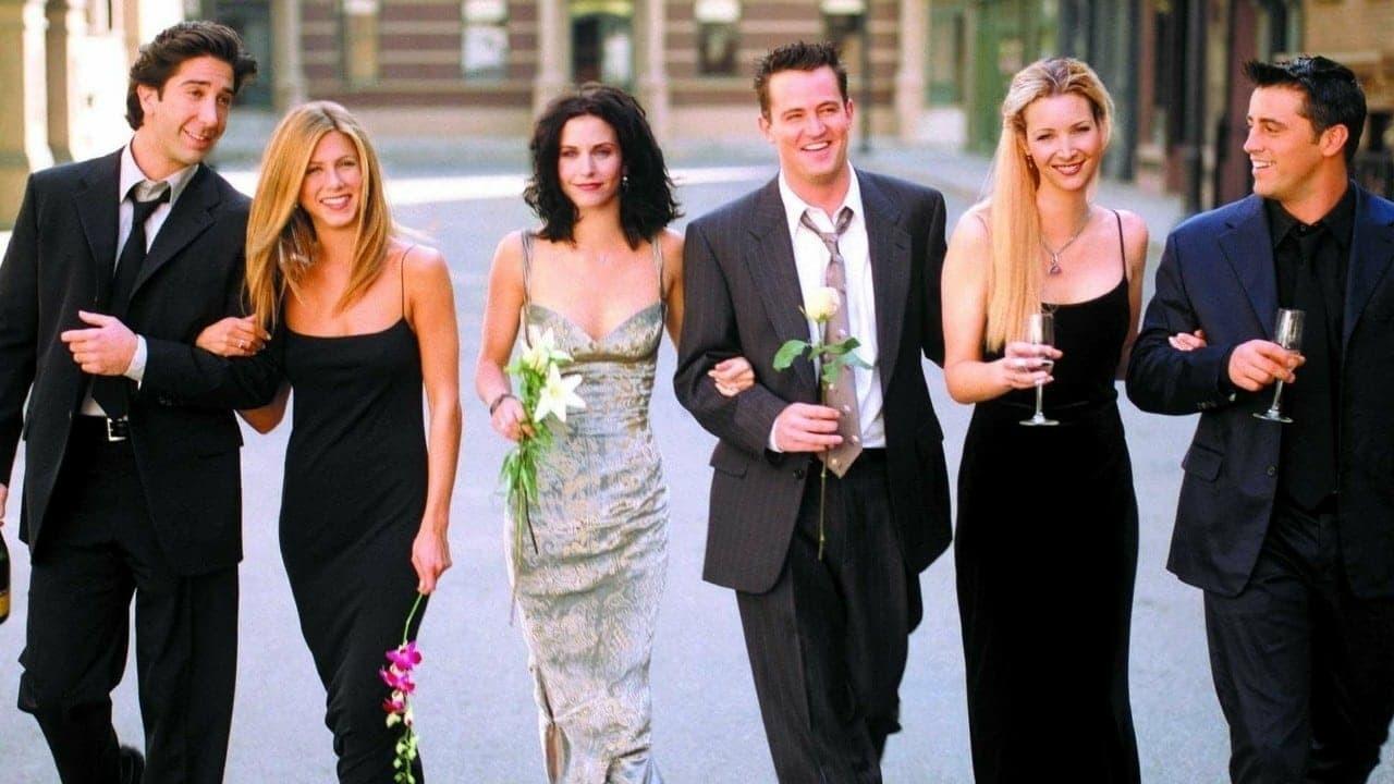 Кадры из фильма Друзья Friends 1994