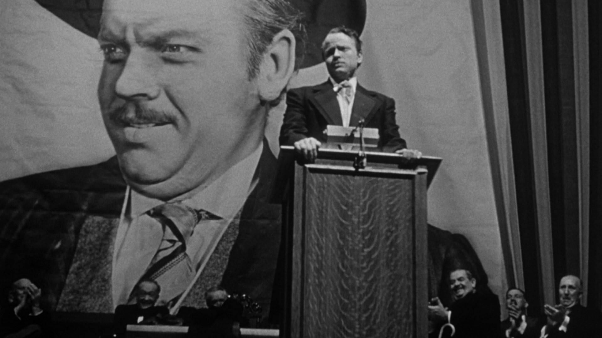 Кадры из фильма Гражданин Кейн Citizen Kane 1941