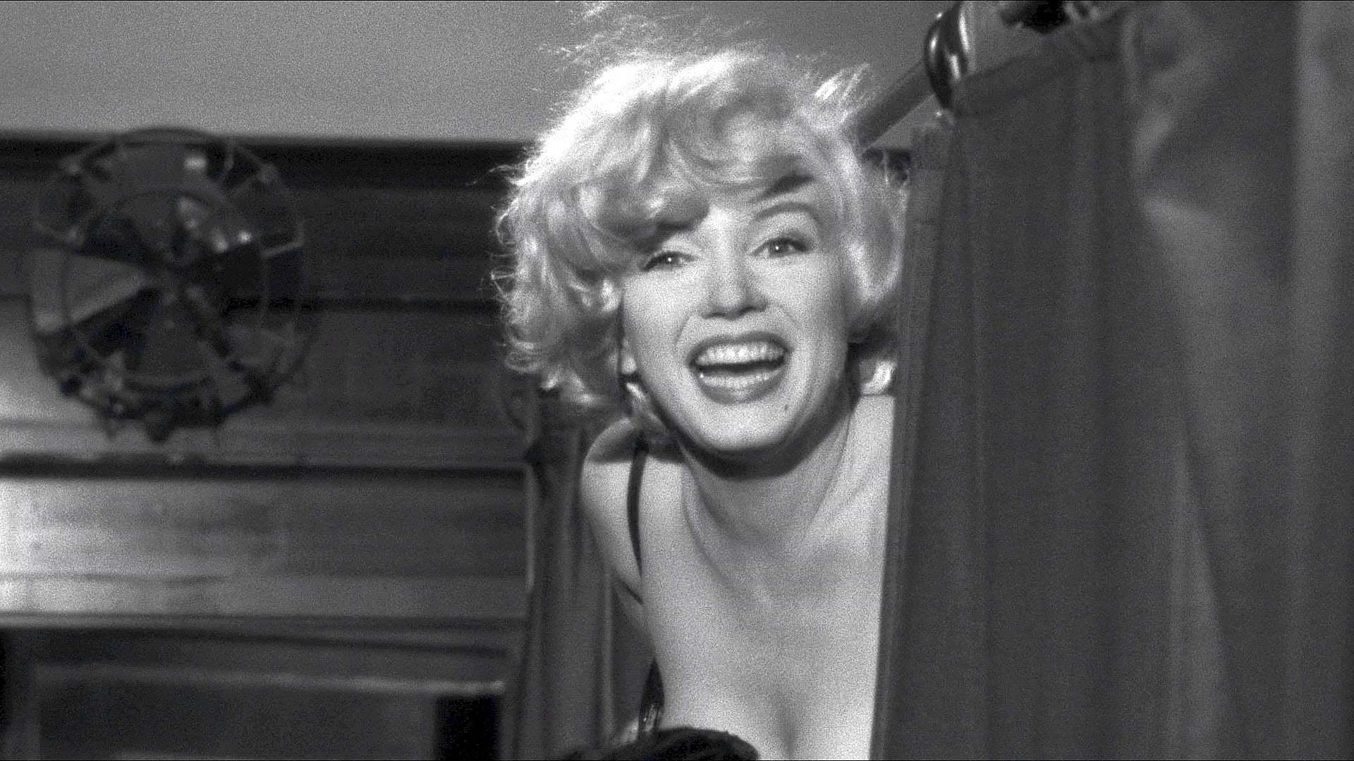 Кадры из фильма В джазе только девушки Some Like It Hot 1959