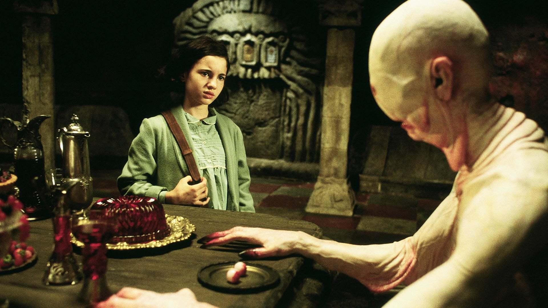 Кадры из фильма Лабиринт Фавна El laberinto del fauno 2006