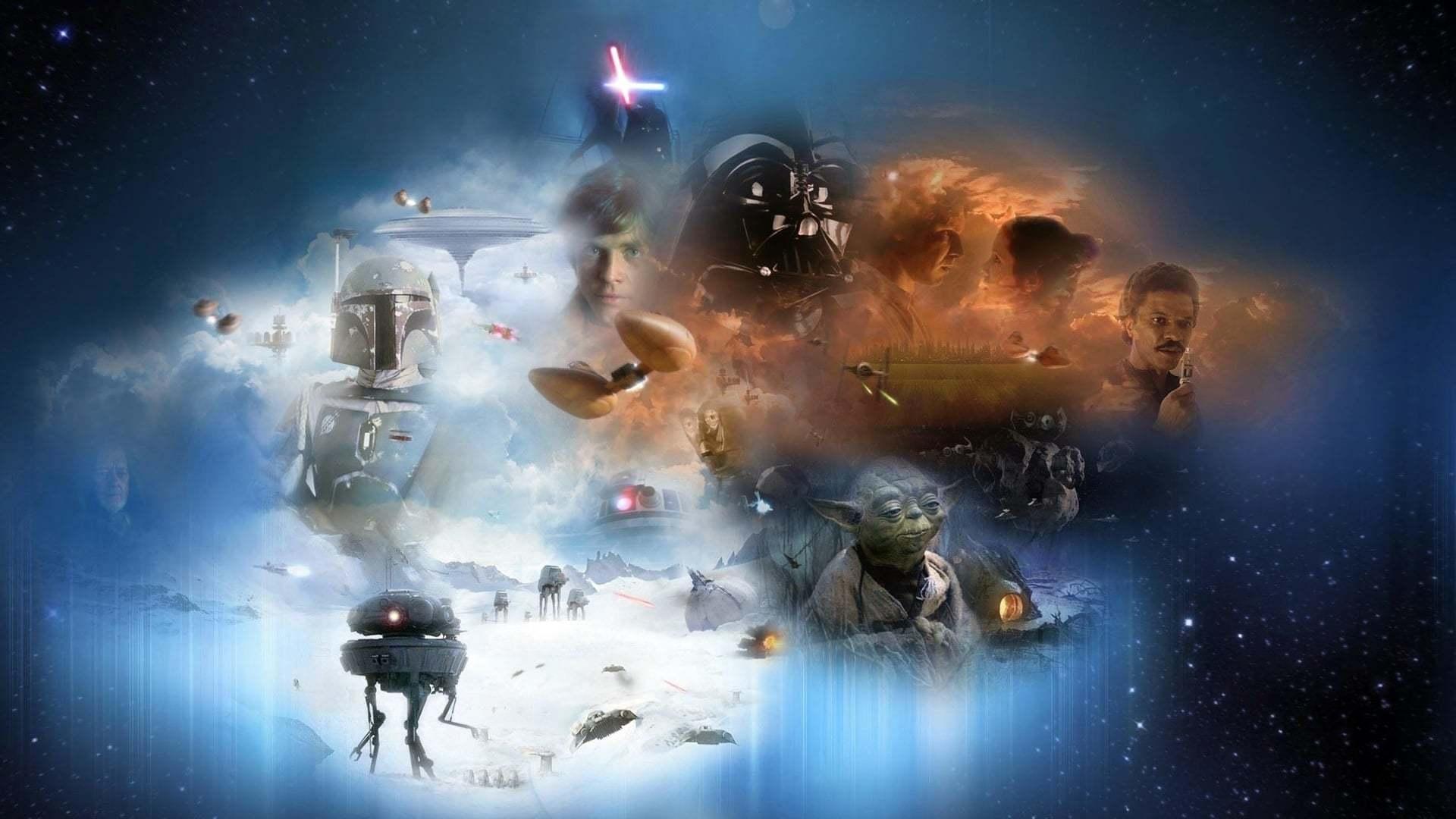 Кадры из фильма Звёздные войны: Эпизод 5 – Империя наносит ответный удар Star Wars: Episode V - The Empire Strikes Back 1980