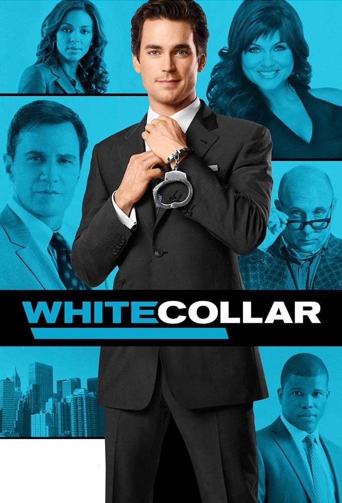 Постер фильма Белый воротничок 2009