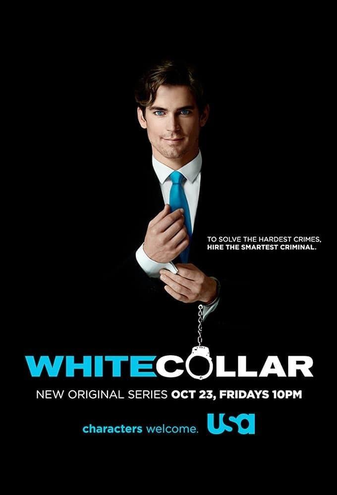 Постер фильма Белый воротничок White Collar 2009