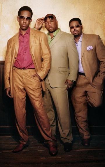 Фото Boyz II Men