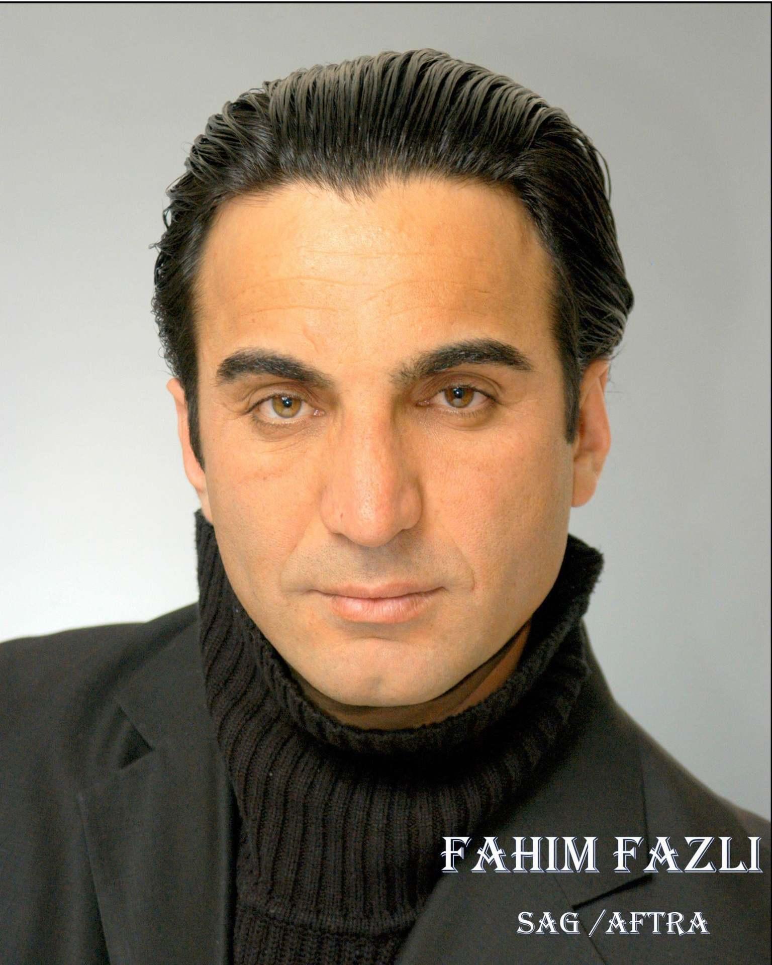 Фото Фахим Фазли