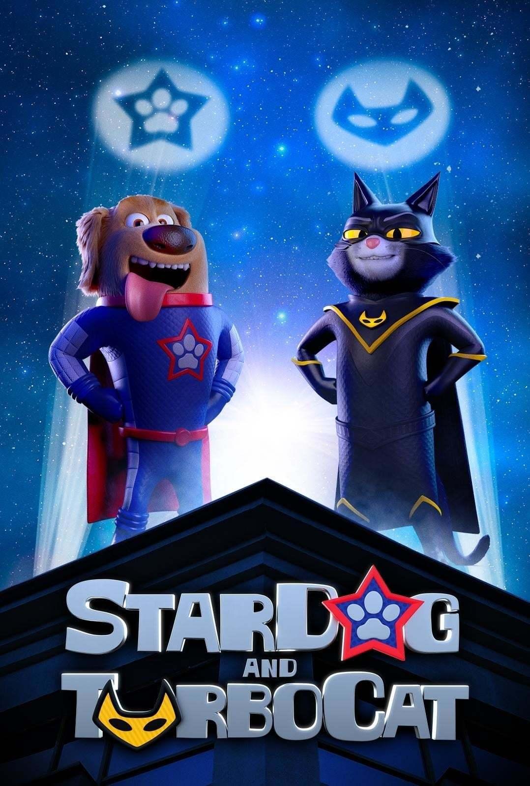 Постер фильма StarDog and TurboCat 2019