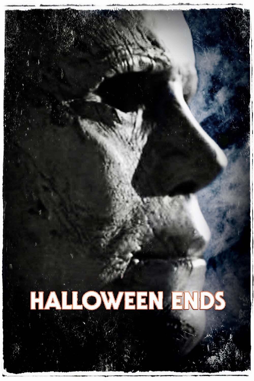 Постер фильма Хэллоуин заканчивается 2021