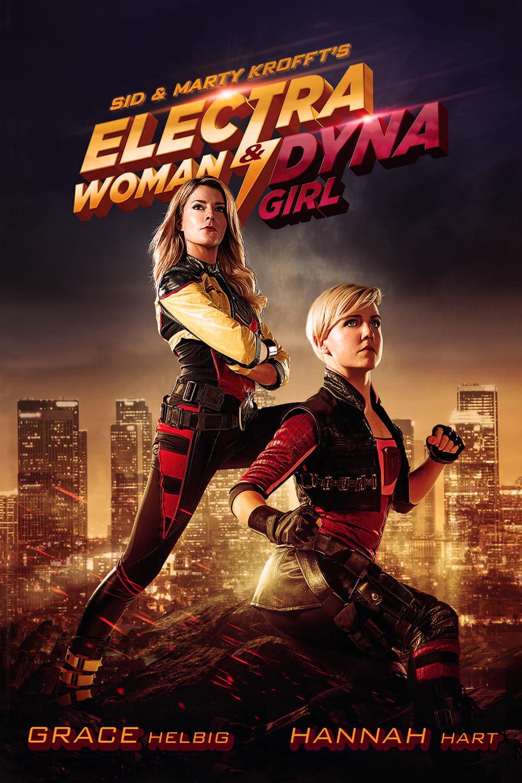 Постер фильма Суперженщины 2016