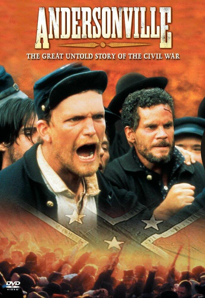 Постер фильма Андерсонвилль 1996