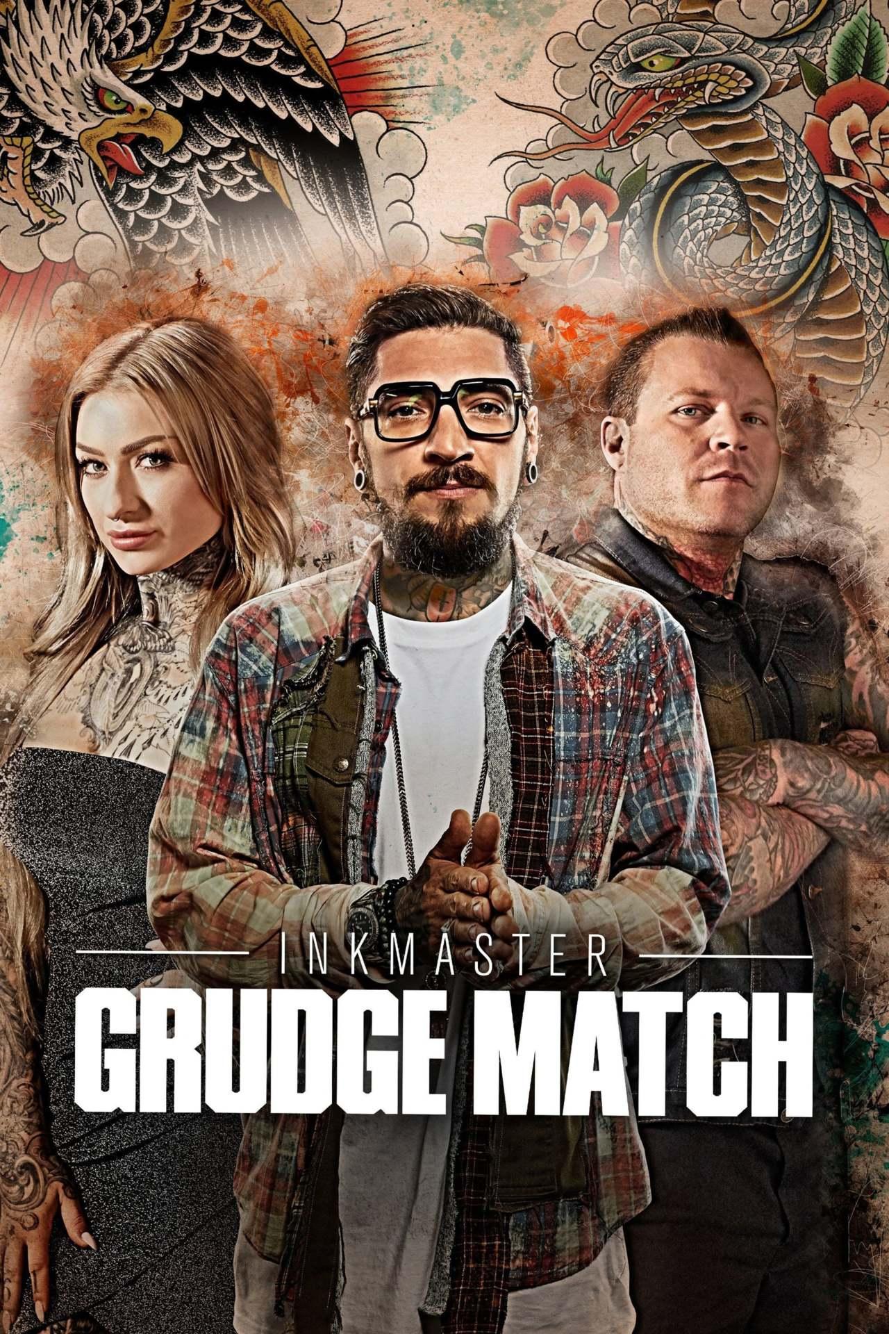 Постер фильма Ink Master: Grudge Match 2019