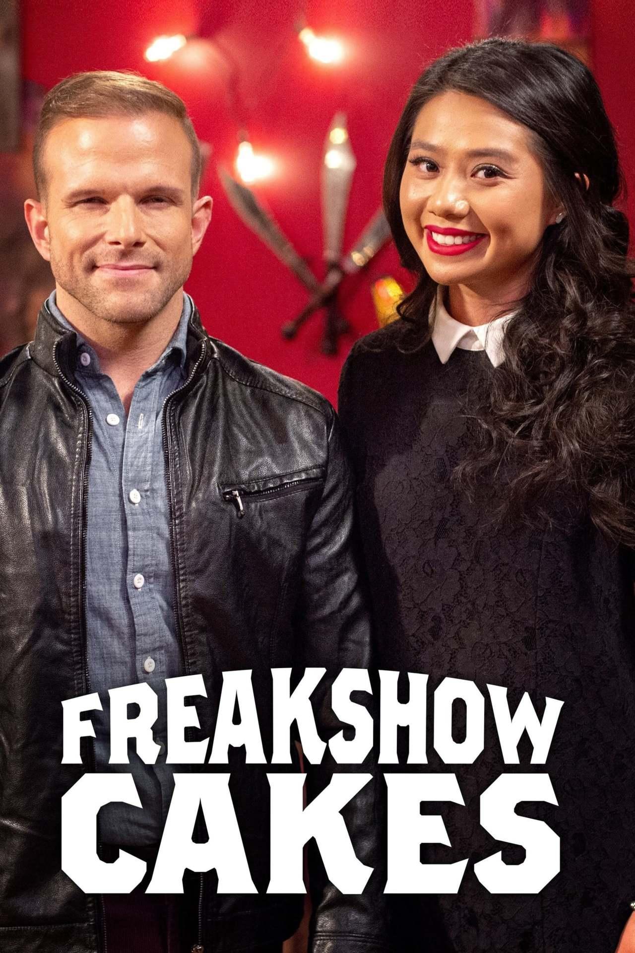 Постер фильма Freakshow Cakes 2019