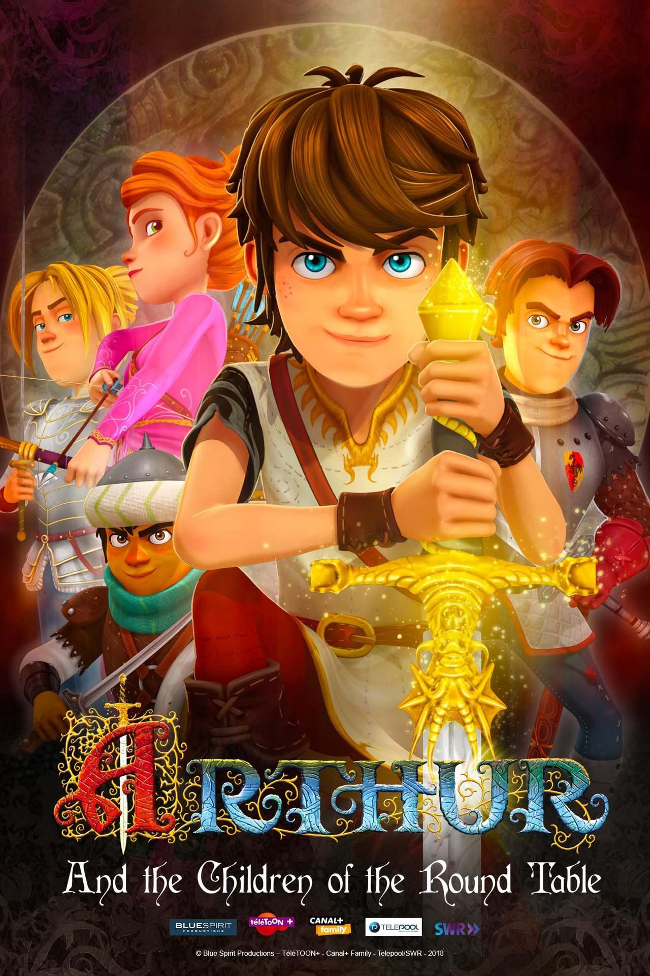 Постер фильма Arthur et les enfants de la Table Ronde 2019
